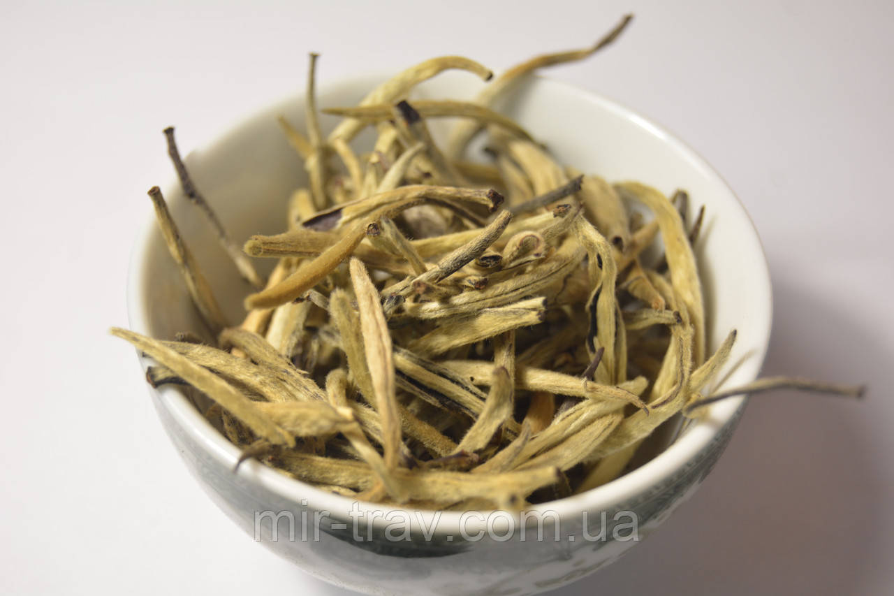 Бай Я Бай Мудань 50 г белый чай (белые почки белого пиона)