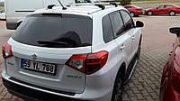 Suzuki Vitara 2016 Поперечины под ключ на интегрированные рейлинги