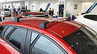 Mazda CX-3 2015+ гг. Перемычки на штатные места (2 шт, под ключ)