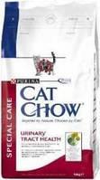 Сухой корм для профилактики мочекаменной болезни Cat Chow Special Care Urinary Tract Health, 15 кг