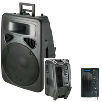 Активная акустика PP1512A с MP3 плеером