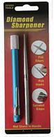 Алмазный надфиль для заточки ножей и рыболовных крючков