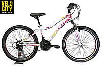 """Велосипед Fort Star 24"""" для девочки розовый, фото 1"""