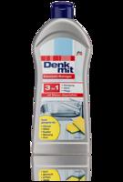 Чистящее средство Ультра Блеск для поверхностей из нержавеющей стали Denkmit Edelstahl-Reiniger 300 мл  3 in 1