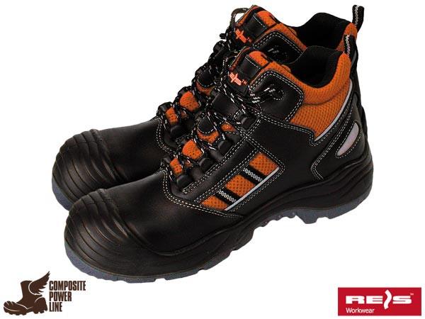Защитные ботинки (спецобувь) BCL