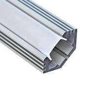 Профиль для светодиодной ленты Feron CAB272(угловой)