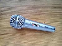Бытовой динамический микрофон Prowest UDM-49A, с выключателем и кабелем.