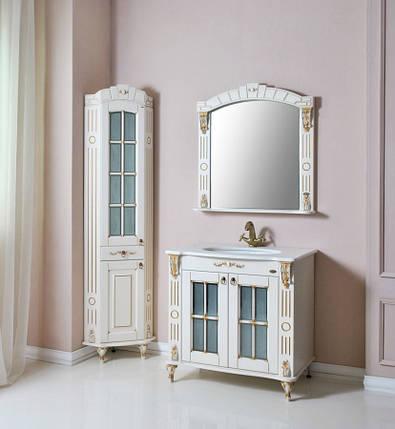 Комплект мебели Ольвия (Атолл) Александрия  85 dorato (золото), фото 2