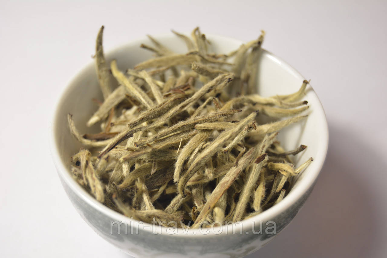 Бай Хао Бай Мудань 50 г белый чай (белый пион с белым ворсом)