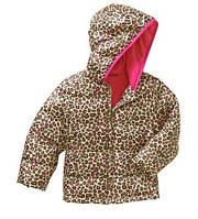 Куртка леопардовой расцветки Healthtex(США) для девочки 2-5лет