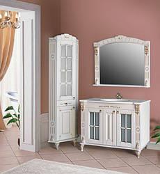Комплект мебели Ольвия (Атолл) Александрия 100 dorato (золото)