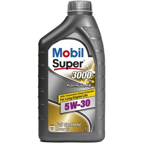Масло моторное Mobil Super 3000 Formula FE 5W-30 1л