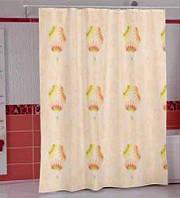 """Шторка для ванной комнаты """"Baloons"""", Miranda. Производство Турция."""