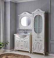 Комплект мебели Атолл Наполеон-85 белый жемчуг