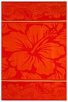 Пляжное полотенце Ozdilek 93Х170 см Цветок Турция