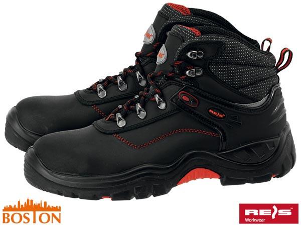 Защитные ботинки (спецобувь) BRBOSTON-T