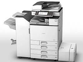 Полнофункциональный МФУ формата А3 3в1 -  Ricoh MP C4503ZSP.  Сетевой принтер/сканер/копир.