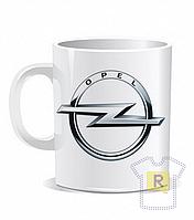Купить кружку с логотипом Opel