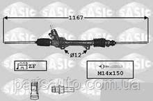 Рульова рейка з гур SASIC 7006023 Peugeot Partner 1.6 HDI, 2.0 HDi 11/02 -> 05/08