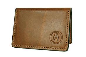 Обложка для документов с логотипом Acura
