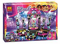 Конструктор Friends Сцена поп-звезды 448 деталей Bela 10406 (аналог LEGO Friends 41105)