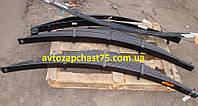 Рессора Камаз 55111 передняя , 14 листовая (Чуссовский металлургический завод, Россия)