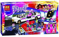 Конструктор Bela Friends Лимузин Поп звезды 10405