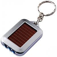 Брелок-фонарик, работающий на солнечной батарейке
