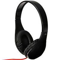 Накладные проводные наушники с микрофоном Ditmo DM-5300 Black