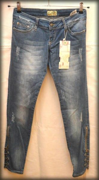 Женские джинсы BY ZERGA