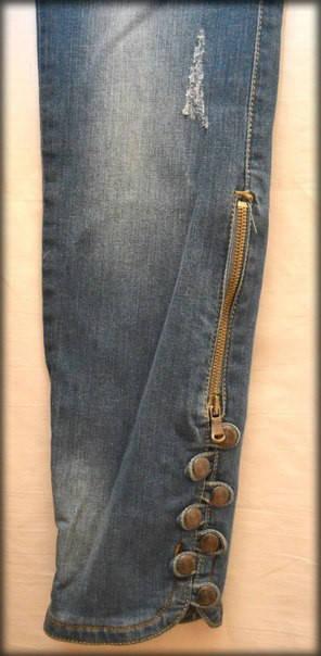 Женские джинсы BY ZERGA, фото 2