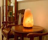 Светильник из гималайской соли 10-12 кг (Соляная лампа), фото 2