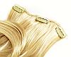 Волосы на заколках – альтернатива дорогостоящему наращиванию волос