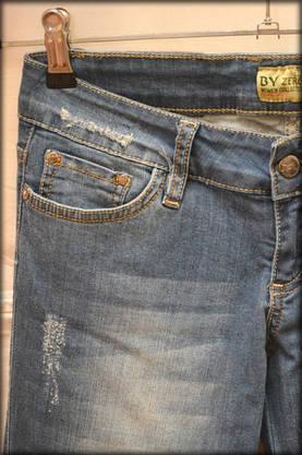 Жіночі джинси BY ZERGA, фото 2