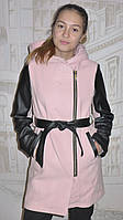 Детское кашемировое пальто на девочку на рост 128-156 см