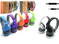 Наушники  c микрофоном для телефона  Kida KD-670