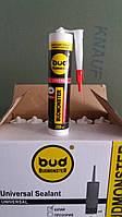 Универсальный силиконовый герметик Budmonster 260 мл