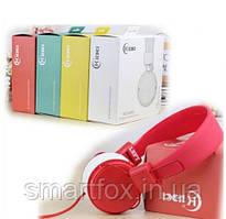 Наушники  c микрофоном для телефона   Kida KD-450