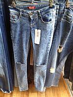 Купить джинсы женские оптом и в розниц. АКЦИЯ