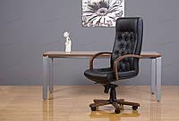 Кресло руководителя FIDEL  EX(для офиса, дома, компьютерное) ТМ Новый СТИЛЬ