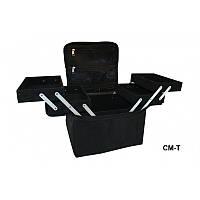 Чемодан сумка (ткань цветная)