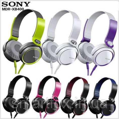 Наушники   для телефона  Sony MDR-XB400, фото 2