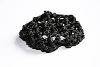 Аксессуары для гульки; сеточка вязаная черная, 20 штук в упаковке