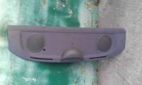 Задняя панель(полка) под стекло Daewoo Lanos/Sens