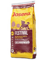 Сухий корм для собак JOSERA Dog festival 15 кг