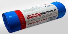 Мешки для мусора LD 160 л., 10шт/уп. Сверхпрочные (синие,черные) - ТМ PRO Service