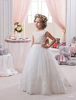 Детское нарядное платье 1050 - индивидуальный пошив