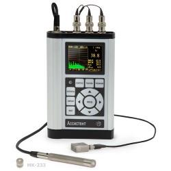 Шумомер,виброметр, анализатор спектра АССИСТЕНТ SIU 30 V3RT