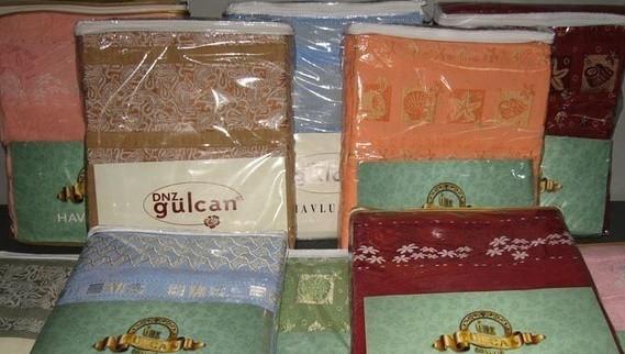 Хорошая плотная махровая простынь (Турция)