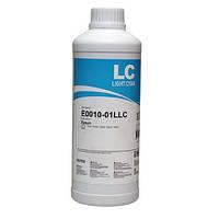 Чернила InkTec Epson E0010-01LLC, Light Cyan, P50/T50, R260/270/290/390, RX560/610, 1000 мл (1л)